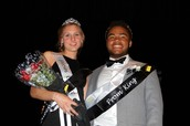 Queen Ella and King Zack