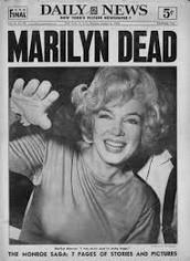 3. Marilyn's Death