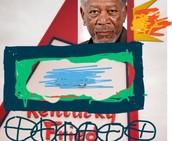 The Morgan Freeman ChickBot
