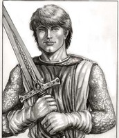 Sir Galahad As Knight