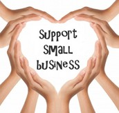 Support Your Local Small Businesses!