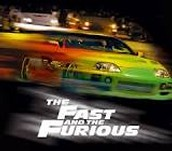 Movie 1:The Fast and The Furious