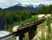 Trans-Siberian Railways