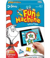 Dr. Seuss Fun Machine Game