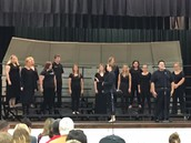 Choir Concert was a Worldly Experience