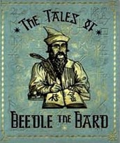 Literature Spotlight: The Tales of Beedle the Bard