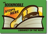 The Forsyth County Bookmobile is Coming!