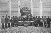 1908 Young Turks takeover in Ottoman Empire