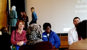 Seaholm and Fordson High:  Diversity Exchange