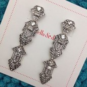 Casablanca Earrings  $25