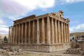 Roman Temples at Baalbek
