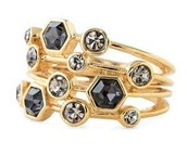 Stackable Stone Ring Size 6