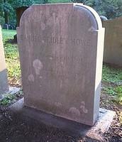 Samuel's gravestone