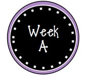 Week A of Homework!