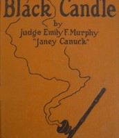The cover of a novel writen by Emily Murphy