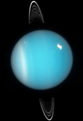 Uranus Vacation Information
