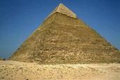 Famous Pyramid (Pyramid of Khufu)