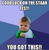 Good Luck to Everyone!