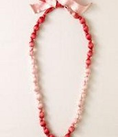 Uma Silk Wrap Necklace