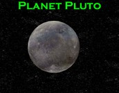Info about pluto.