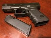 PICTURE: (Glock 19)