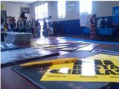 Feria de ONG's en la UCAT