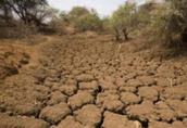 Where droughts do and do not happen