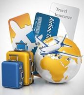 Engagement for travel insurance.