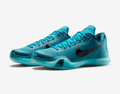 "Come Down And Get The New Kobe 10 ""Blue Lagoon!"""