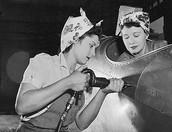 נשים בתעשייה