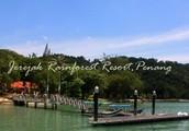 We are Jerejak Rainforest Resort!