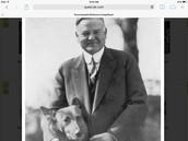 Herbert Hoover, President