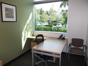 Perfect Size Office for 1