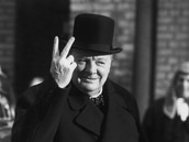 C is for Churchill