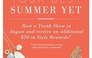 August Hostess Bonus Days!