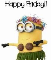 April 22 - Happy Friday!