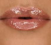 A kiss..
