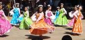 Paraguayan Dance