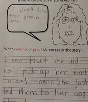Inferences Supported by Text Evidence