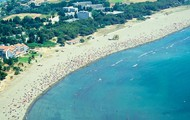 Long beach-Ulcinj-Montenegro