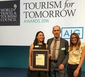 Social Enterprise in Cambodia Nominated for Award