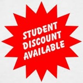 6: Take advantages of student discounts