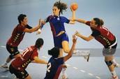 Turkish Handball Players