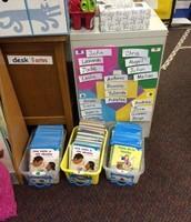 Peabody Reading Center Classroom