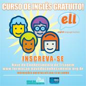 O melhor curso de Inglês do MUNDO ... para os seus filhos e netos!