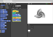 Otras plataformas similares como  Snap!, Bitbloq, Aprendo a programar,...