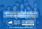 Limited Tickets for YouthSpeak