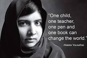 Malala's quote