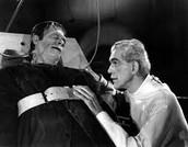 Dr.Victor Frankenstein