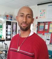 Mark Edward, 2nd Grade Teacher
